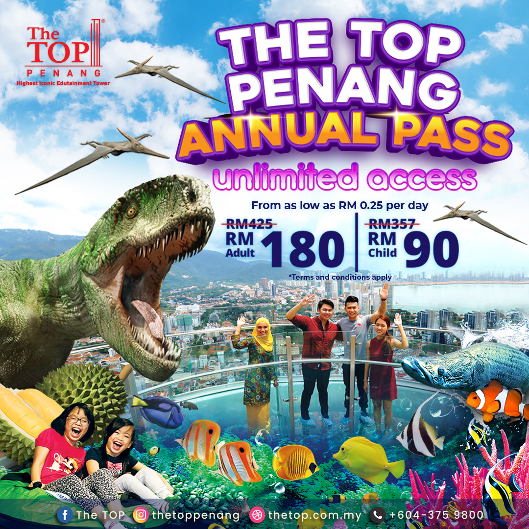 The Top Annual Pass Child